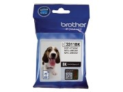 Genuine Brother LC3311BK (Black) ink cartridge