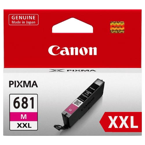 Genuine Canon CLI681XXL Magenta Ink Cartridge