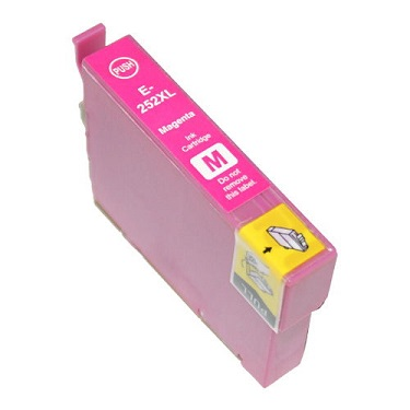 Compatible Epson 252XL Magenta Ink Cartridge