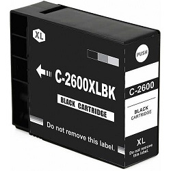 Compatible Canon PGI-2600XL Black Ink Cartridge