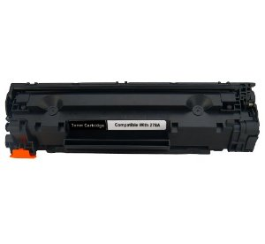 Compatible HP78A (CE278A) Black toner cartridge