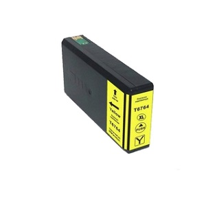 Compatible Epson 676XL Yellow ink cartridge