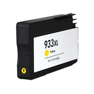 Compatible HP933XL Yellow ink cartridge (CN056AA)