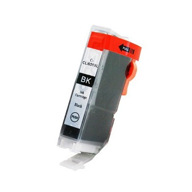 Compatible Canon CLI651XL Black high capacity ink cartridge