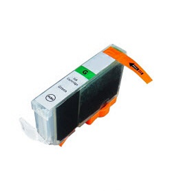 Compatible Canon CLI-8G (Green) ink cartridge