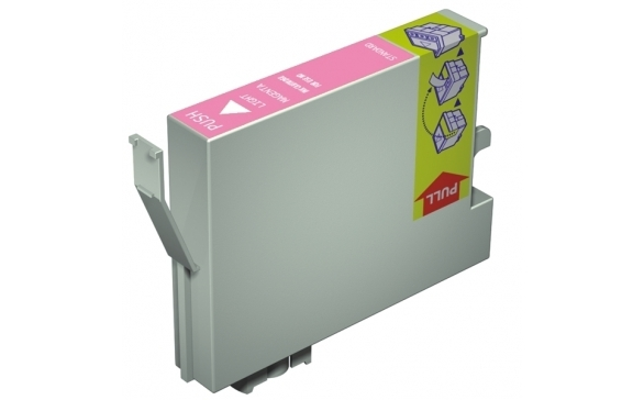Compatible Epson 81N Light Magenta ink cartridge