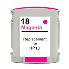 Compatible HP18 Magenta ink cartridge