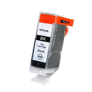 Compatible HP564XL Black ink cartridge