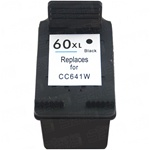 Remanufactured HP60XL (Black) High Capacity ink cartridge