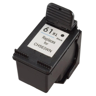 Remanufactured HP 61XL Black ink cartridge (CH563WA)