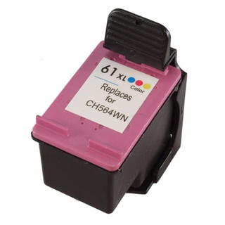 Remanufactured HP 61XL Colour ink cartridge (CH562WA)