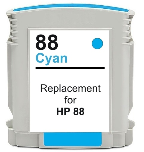 Compatible HP88XL Cyan ink cartridge