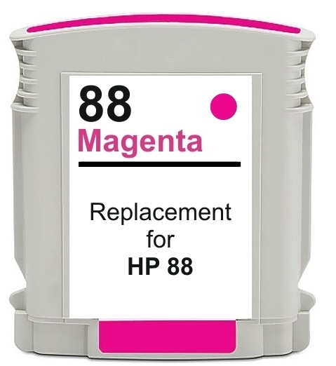 Compatible HP88XL Magenta ink cartridge