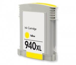 Compatible HP940XL Yellow ink cartridge (C4909AA)