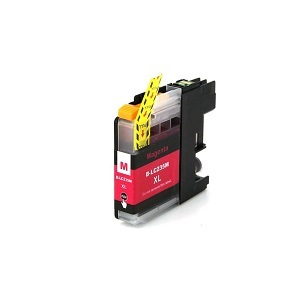 Compatible Brother LC235XL Magenta ink cartridge