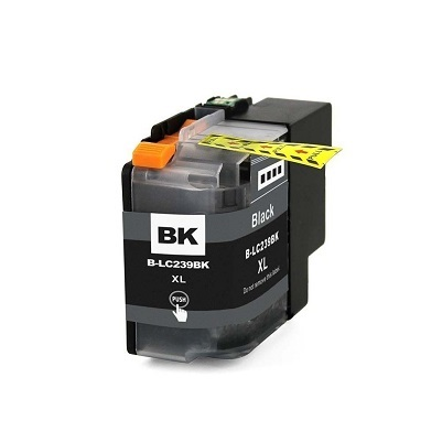 Compatible Brother LC239XL Black ink cartridge