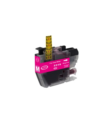 Compatible Brother LC3317XL (LC3319XL) Magenta Ink Cartridge