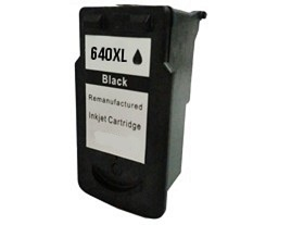 Remanufactured Canon PG640XL Black Ink Cartridge