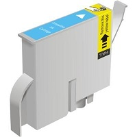 Compatible Epson T0345 Light Cyan ink cartridge