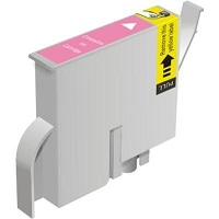 Compatible Epson T0346 Light Magenta ink cartridge