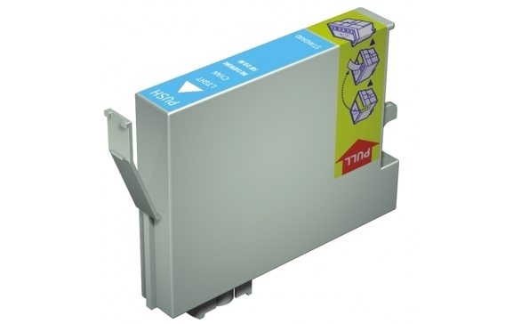 Compatible Epson T0495 Light Cyan ink cartridge