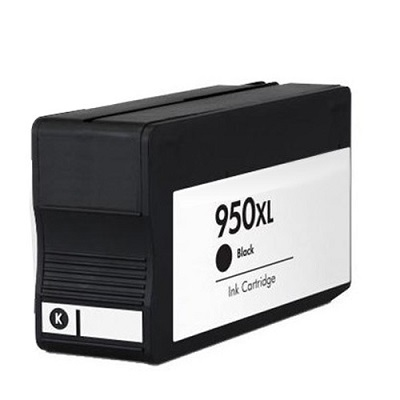 Compatible HP950XL Black ink cartridge