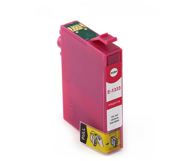 Compatible Epson 133 Magenta ink cartridge