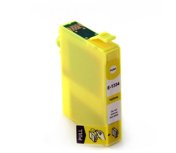 Compatible Epson 133 Yellow ink cartridge