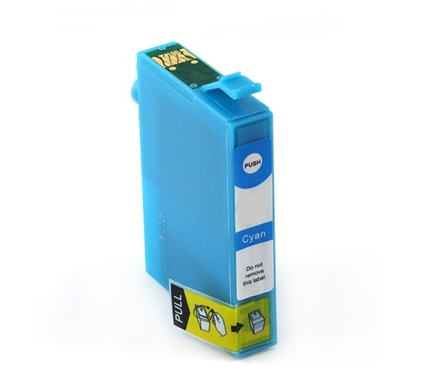Compatible Epson 138 Cyan ink cartridge