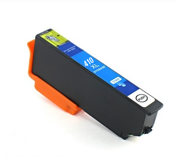 Compatible Epson 410XL Cyan Ink Cartridge