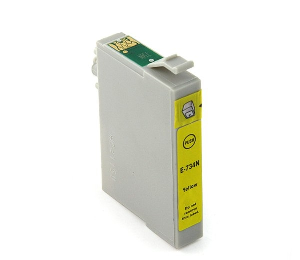 Compatible Epson 73N Yellow ink cartridge