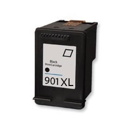 Remanufactured HP901XL Black ink cartridge