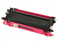 Compatible Brother TN240 Magenta laser toner cartridge