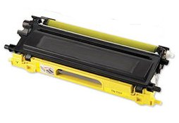 Compatible Brother TN240 Yellow laser toner cartridge