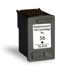 Remanufactured HP56 Black ink cartridge