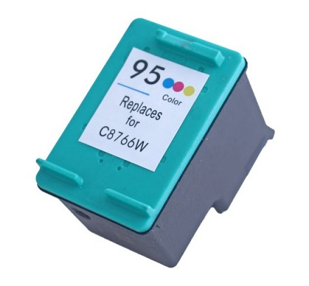 Remanufactured HP 95 Colour ink cartridge (C8766WA)