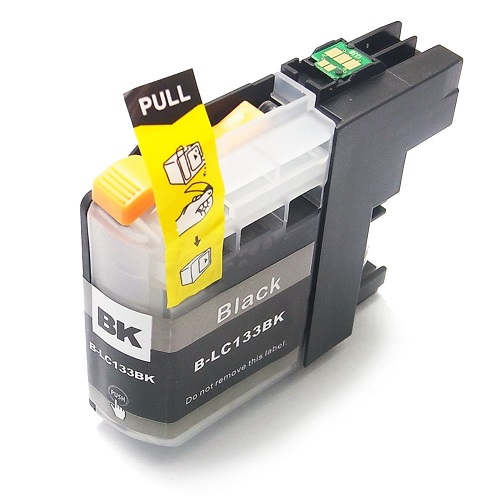 Compatible Brother LC131XL (LC133) Black ink cartridge