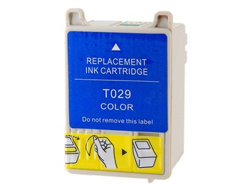 Compatible Epson T029 Colour ink cartridge