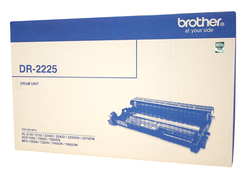 Genuine Brother DR2225 drum unit - Click Image to Close