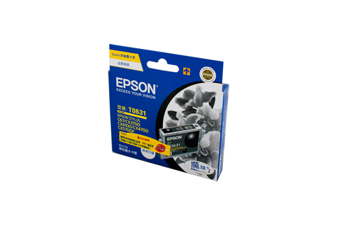 Genuine Epson T0631 (Black) ink cartridge