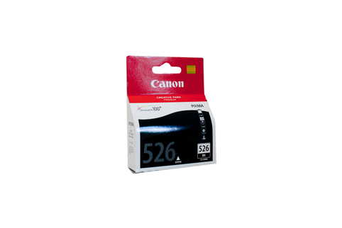 Genuine Canon CLI-526BK (Black) ink cartridge