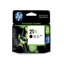 Genuine HP 21XL (Black) High Capacity ink cartridge (C9351C)