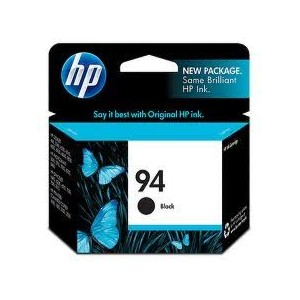 Genuine HP94 Black ink cartridge (C8765WA)