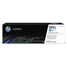 Genuine HP 202A (CF501A) Cyan laser toner cartridge
