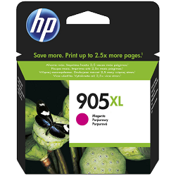 Genuine HP 905XL Magenta ink cartridge (T6M09AA)