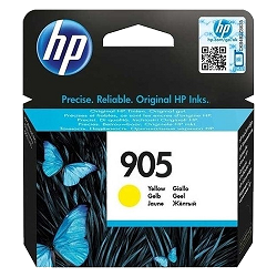 Genuine HP 905 Yellow ink cartridge (T6L97AA)