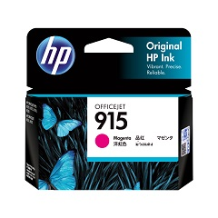 Genuine HP 915 Magenta ink cartridge