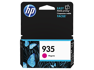 Genuine HP935 Magenta ink cartridge (C2P21AA)