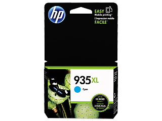 Genuine HP935XL Cyan ink cartridge (C2P24AA)