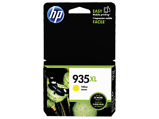 Genuine HP935XL Yellow ink cartridge (C2P26AA)